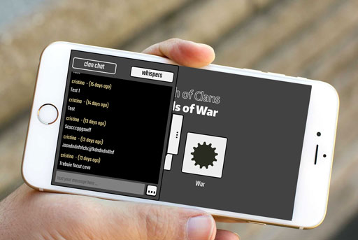 Clash of Clans Tools for War
